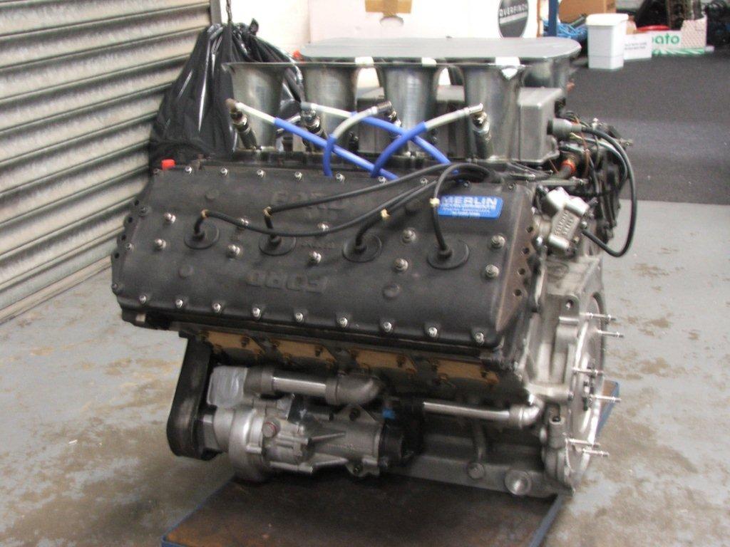 Cosworth DFV F1 3.0L
